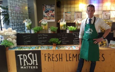 5 Tips om je eigen fresh lemonades en hot lemonades te creëren