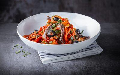 Top 10 pastagerechten met 100% groentepasta
