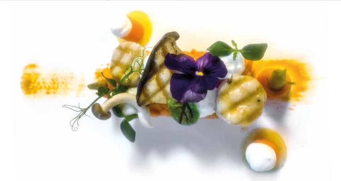 Chef's keuze: Sous-Vide bospeen