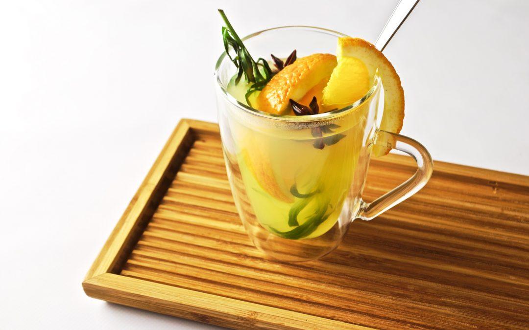 Verras dit seizoen met hot lemonades op je drankenkaart
