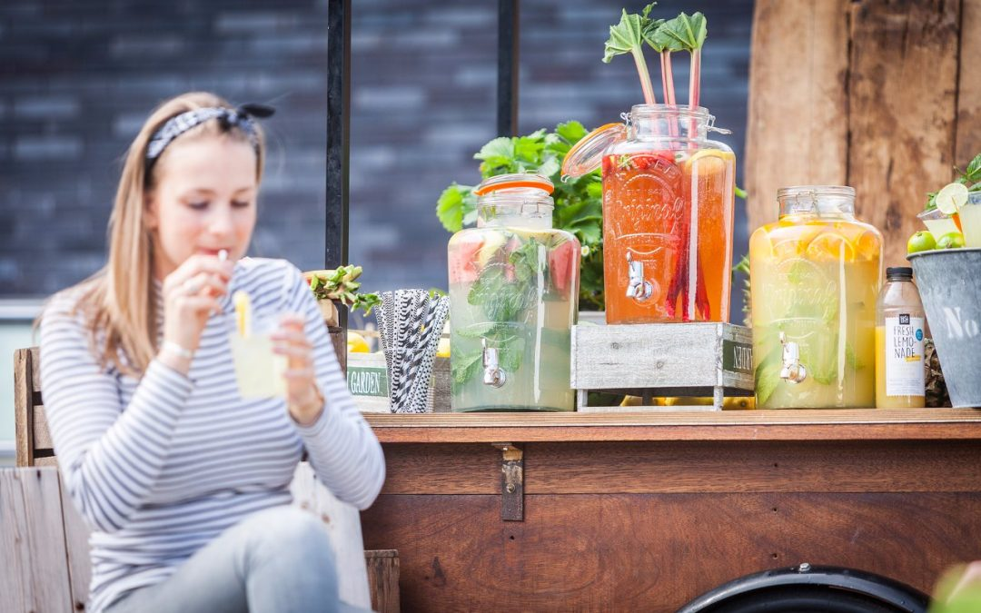 Win 1 maand gratis Fresh Lemonade Infusions