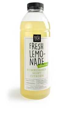 komkommer munt citroen